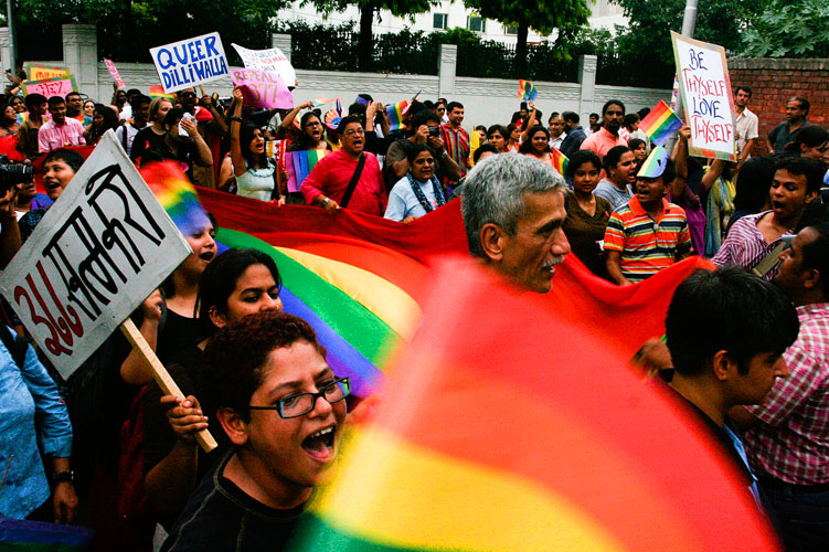 Legalizing homosexuality in India