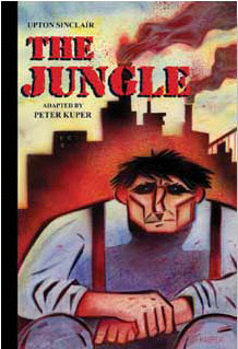 An analysis of upton sinclair jrs novel the jungle