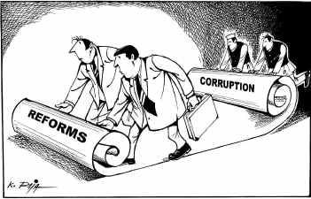 Corruption & Reform?