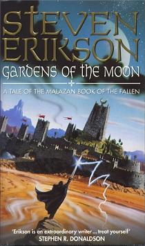Book Review Gardens Of The Moon Malazan Book Of The Fallen