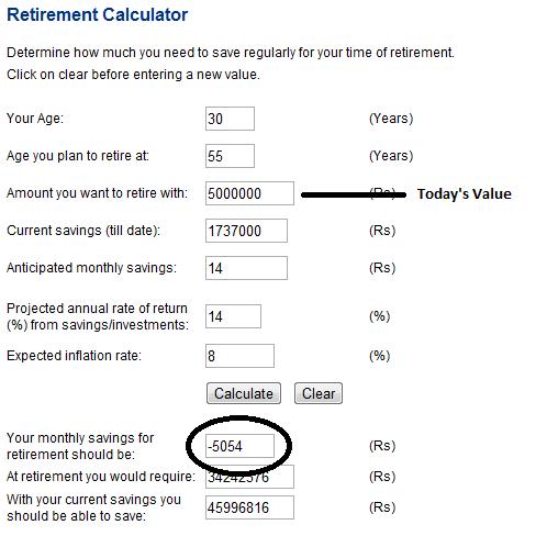 Retirement Goals Achieved!
